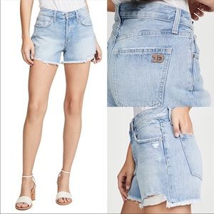 Joe's Jeans The Lover Baggy Shorts